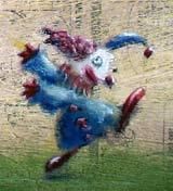 Rodney's clown